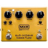 Jim Dunlop MXR M287 Sub Octave Bass Fuzz