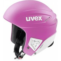 Uvex Race + pink/ white