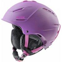 Uvex P1us pro WL purple/pink mat