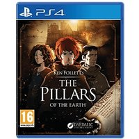 The Pillars of the Earth (Video Game)