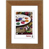 Hama Wooden Picture Frame Riga 13x18 brown