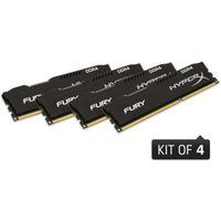 Kingston HyperX 32GB Kit DDR4-2400 CL15 (HX424C15FB2K4/32)