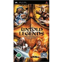 Untold Legends - Brotherhood of the Blade (PSP)