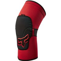 Fox Launch Enduro Knee Pad red