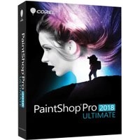 Corel PaintShop Pro 2018 Ultimate (Box)