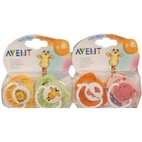 Avent Animal Soothers (6-18 Months)