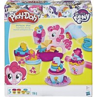Hasbro Play Doh My Little Pony Pinkie Pie Cupcake Party
