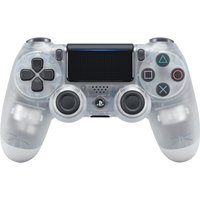 Sony DualShock 4 Controller (Crystal)