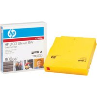 HP LTO-3 Ultrium Cartridge