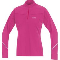 Gore Essential Lady Thermo Shirt raspberry rose/jazzy pink (SLESTH)