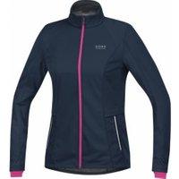 Gore Mythos Lady Gore® Windstopper® Jacket black iris/raspberry rose