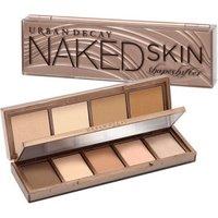 Urban Decay Naked Skin Shapeshifter Contour Palette Light Medium Shift