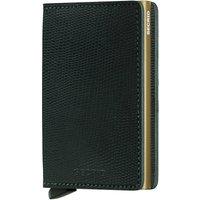 Secrid RFID Cardprotector Slimwallet rango green/gold