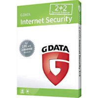 G Data Internet Security 2018 Special Edition (2+2 Devices) (1 Year)