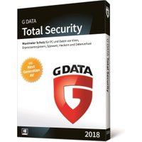 G Data Total Security 2018 (3 Devices) (1 Year)