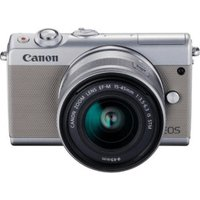 Canon EOS M100 Kit 15-45 mm grey