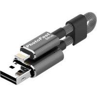 PhotoFast MemoriesCable U3 Gen3 64GB black