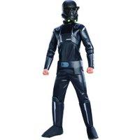 Rubie's Star Wars Rogue One - Kid's Deluxe Death Trooper Costume