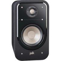 Polk Audio Signature S20 Washed Black Walnut