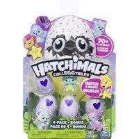 Spin Master Hatchimals EGG - Colleggtibles 4 Pack + 1 Bonus