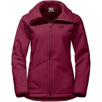 Jack Wolfskin Rock Valley Women dark ruby