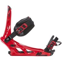 K2 Indy Binding (2018) red