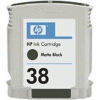 HP No. 38 (C9412A) Matt-Black