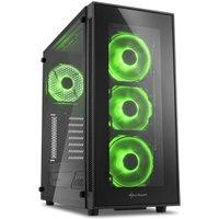 Sharkoon TG5 LED green