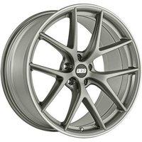 BBS CI-R (9x19) platinum silver