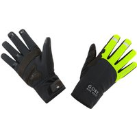 Gore Universal Windstopper Thermo Gloves neon yellow/black (GWUNIT-0899)