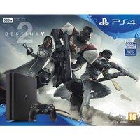 Sony PlayStation 4 (PS4) Slim 500GB + Destiny 2