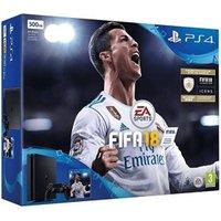 Sony PlayStation 4 (PS4) Slim 500GB + FIFA 18