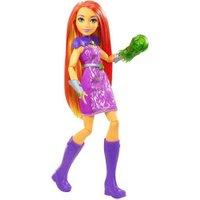 Mattel DC Super Hero Girls - Starfire with Solar Burst
