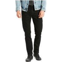 Levi's 501 Skinny Jeans Men black punk