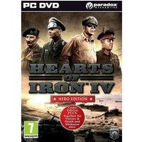 Hearts of Iron IV: Hero Edition (PC)