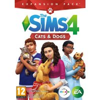 The Sims 4: Cats & Dogs (Add-On) (PC/Mac)