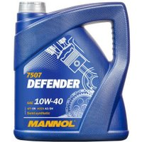 Mannol Defender 10W-40 (4 l)