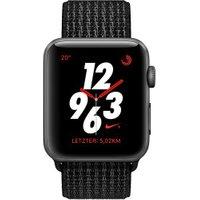 Apple Watch Series 3 Nike+ GPS + Cellular Space Grey 42mm Black/Pure Platinum Sport Loop