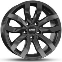 CMS C22 (7,5x17) black glossy