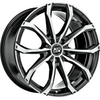 MSW 48 (9x19) gloss black full polished