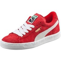 Puma Suede Jr (355110) high risk red/white