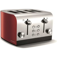 Morphy Richards Equip 4 Slice Toaster
