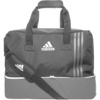 Adidas Tiro Teambag S with Ground Compartment black/dark grey/white (B46124)