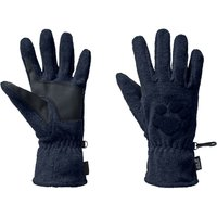 Jack Wolfskin Paw Gloves night blue