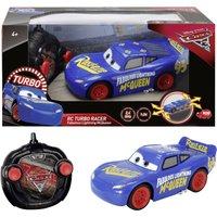 Schuco Cars 3 Final Race Fabulous Lightning McQueen Turbo Racer
