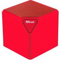 Trust Ziva Mini Bluetooth speaker red