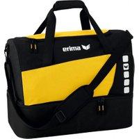 Erima Club 5 Sporttasche mit Bodenfach M granite/black