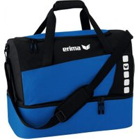 Erima Club 5 Sportbag with Ground Pocket L yellow/black