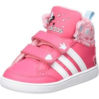 Adidas Baby Hoops CMF Mid super pink/white/light pink