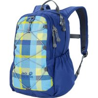Jack Wolfskin Kids Grivla Pack blue woven check